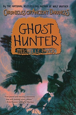 Ghost Hunter By Paver, Michelle/ Taylor, Geoff (ILT)